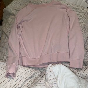 Divided by H&M Pink Crewneck